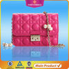 taiwan bag fashion trends jelly candy color leather handbag sale