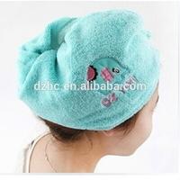 Magic Hair Drying Bath Towel