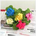 flor artificial de estambre