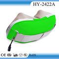 Sağlık ürünü elektronik boyun masaj yastığı, taşınabilir elektrikli masajı, ısıtma boyun masaj yastığı
