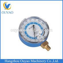Ferramentas de refrigeração, r134a single medidor de pressão