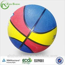 rubber basketball mini