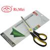 Household scissor safe plastic handle sharp blade multi-purpose
