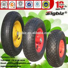 China high quality pneumatic wheel, trolley wheel, Cheap pneumatic rubber wheel