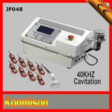CE portable galvanic machine with 8 pieces BIO Infrared Plates
