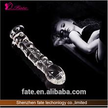 Chinese glass dildo porn with vibrating glass dildo glass dildo manufacturer