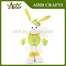 Decorative Plush Easter Rabbit Toy