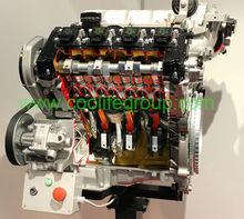 4 Cylinders Engine