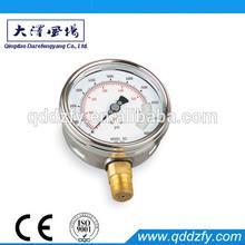 duplex range pressure gauge
