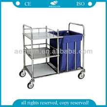AG-SS010 Multifunction Medical clothes trolley bag