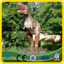 Amusement Park High Simulation Artificial Attractive Dinosaur King