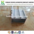 low price aluminium frame door and window to Ghana 6063/T5