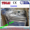 Jinan Yihai 600*900*100mm 6090 Ballscrews advertising mini cnc router machine