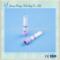 Descartáveis de sangue a vácuo tubos de ensaio com& ce certificado iso, edta k2/k3