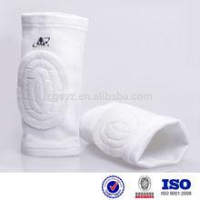 wool felt pad white knitting Elasticated Boy's Knee Support knee sleeve