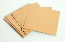 BROWN RECYCLED KRAFT CARD A4 280gsm CARD STOCK