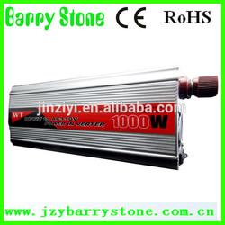 1000W DC12v AC220v modified sine wave dual output car power inverter