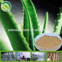 100% Natural Plant Extract :Aloe Vera Extract Powder FDA Certification