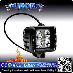 saleable aurora 2 inch work light 50cc motorcycle
