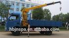 China manufacturer 5 ton truck crane for sale