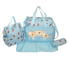 Bear Pattern Baby nappy bag Mummy Bag Baby Diaper Bag(PK-11119)