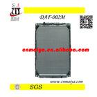 F95' XF 380 430 480 530 auto radiator pa66 gf30