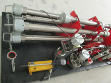 70 Mpa Wellhead Slickline Pressure Control Equipment