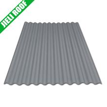 Long Span Corrugated PVC Roofing Sheet