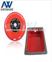 Asenware fire alarm design alarm siren 24v/alarm bell/red alarm sounder