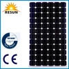 high efficiency CE and TUV approval 200 watt mono crystalline solar panel