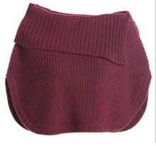 Fashion Acrylic Knitted Scarf Wrap