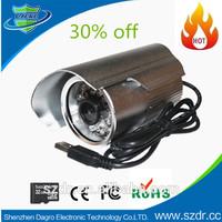 waterproof cctv camera bullet outdoor cctv camera digital video security camera distributor