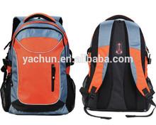 fashion Waterproof hiking backpack trekking backpack travel bag
