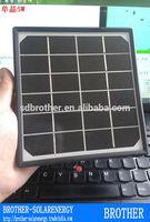 5W 17.5V 0.27A solar panel