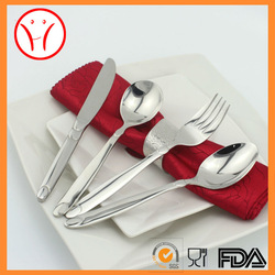 cooking tools spoon and fork, kitchen knife