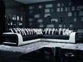 2014 modern deri l- şeklinde koltuk takımı oturma odası mobilya l849
