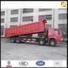 2014 hot selling howo dump truck 8x4 mining dump truck for sale