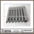 TRAMA Fixed Floor Aluminum Louver grating