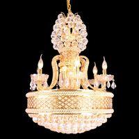 Modern crystal chandelier lighting 2013 led pendant lighting