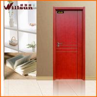 2014 most competitive MDF veneer painting wood door interior door