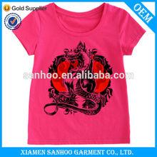 OEM Print Ladies Tight T-Shirts Plain Slim Fitting Low Price Factory Direct Sale