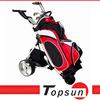 Latest Germany Electric Golf Trolleys Three Wheels