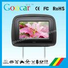 9 inch LCD headrest car DVD player compatible with DVD/CD/CDG/MP4/MP3/WMA/JPEG/RMVB(MP5)