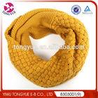 wool knitted chevron shawls scarf