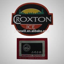ที่ขายดีที่สุดที่กำหนดเองป้ายทอป้ายทอที่ทำในประเทศจีนผลิตภัณฑ์