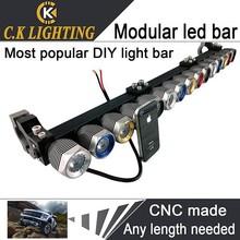 Patent design led flood light bar auto led off road light bar led bar lights for cars