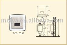 Automatic sensor mixer
