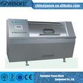 venda quente açoinoxidável lavanderias industriais usados máquina de lavar roupa