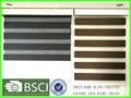 buena calidad de tela de poliéster de dormitorio de cebra ciega