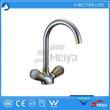 New Arrive Hot Sale Tap Water Faucet Parts,Double Handle Kitchen Faucets